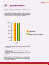 Geografía Quinto grado página 155