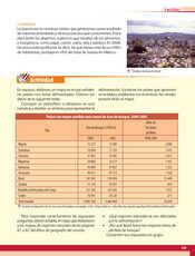 Geografía Quinto grado página 159