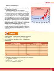 Geografía Quinto grado página 161