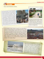 Geografía Quinto grado página 167