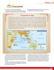 Geografía Quinto grado página 183