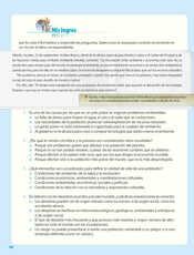 Geografía Quinto grado página 184
