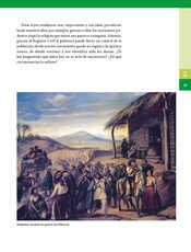 Historia Quinto grado página 057