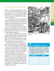 Historia Quinto grado página 061