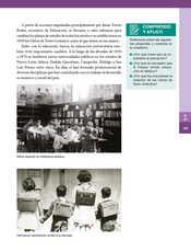 Historia Quinto grado página 147