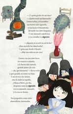 Lengua Materna Español Lecturas Quinto grado página 035