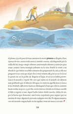 Lengua Materna Español Lecturas Quinto grado página 104