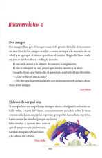 Lengua Materna Español Lecturas Quinto grado página 105