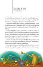 Lengua Materna Español Lecturas Quinto grado página 136