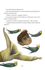Lengua Materna Español Lecturas Quinto grado página 151