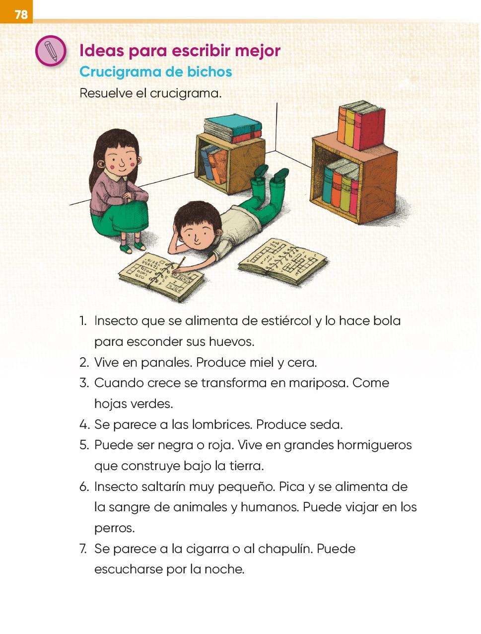 Lengua Materna Español Segundo grado 2020-2021 - Página 78 ...