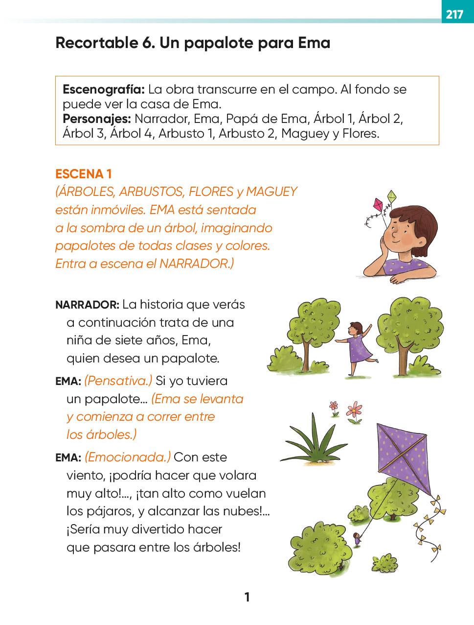 Lengua Materna Español Segundo grado 2020-2021 - Página ...