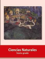 Ciencias Naturales Sexto grado página 001