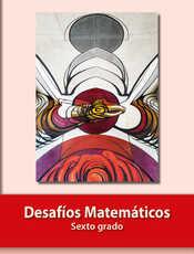 Desafíos Matemáticos Sexto grado página 001