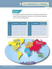 Desafíos Matemáticos Sexto grado página 010