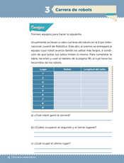 Desafíos Matemáticos Sexto grado página 012
