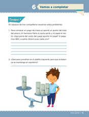 Desafíos Matemáticos Sexto grado página 015