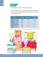 Desafíos Matemáticos Sexto grado página 038