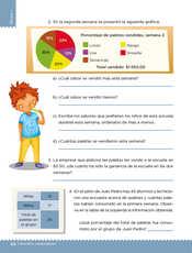 Desafíos Matemáticos Sexto grado página 040