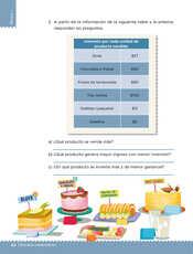 Desafíos Matemáticos Sexto grado página 042
