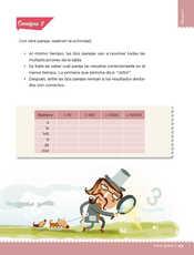 Desafíos Matemáticos Sexto grado página 049