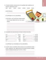 Desafíos Matemáticos Sexto grado página 051