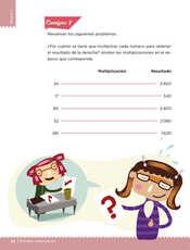Desafíos Matemáticos Sexto grado página 052