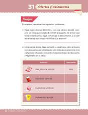Desafíos Matemáticos Sexto grado página 060