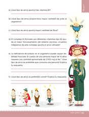 Desafíos Matemáticos Sexto grado página 065