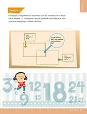 Desafíos Matemáticos Sexto grado página 077