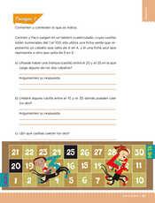 Desafíos Matemáticos Sexto grado página 081