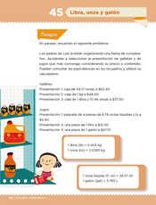 Desafíos Matemáticos Sexto grado página 096