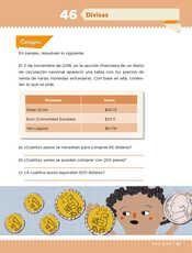 Desafíos Matemáticos Sexto grado página 097