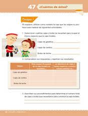 Desafíos Matemáticos Sexto grado página 098