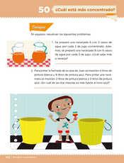 Desafíos Matemáticos Sexto grado página 102