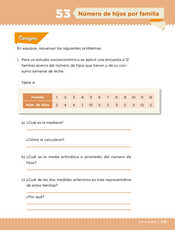 Desafíos Matemáticos Sexto grado página 105