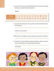 Desafíos Matemáticos Sexto grado página 106