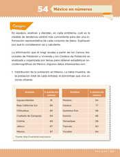 Desafíos Matemáticos Sexto grado página 107