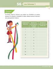 Desafíos Matemáticos Sexto grado página 113
