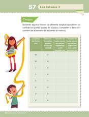 Desafíos Matemáticos Sexto grado página 114