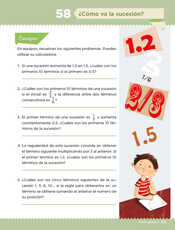 Desafíos Matemáticos Sexto grado página 115