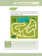 Desafíos Matemáticos Sexto grado página 118
