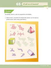 Desafíos Matemáticos Sexto grado página 123