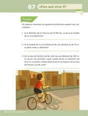 Desafíos Matemáticos Sexto grado página 126