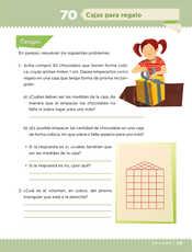 Desafíos Matemáticos Sexto grado página 129