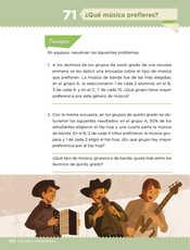 Desafíos Matemáticos Sexto grado página 130