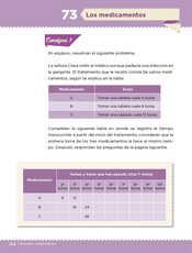 Desafíos Matemáticos Sexto grado página 134