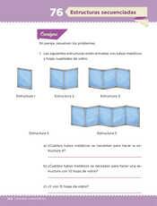 Desafíos Matemáticos Sexto grado página 140