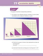 Desafíos Matemáticos Sexto grado página 142