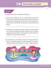 Desafíos Matemáticos Sexto grado página 145